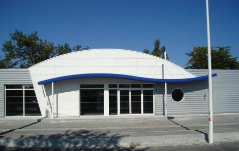 L'avantage des bâtiments métalliques pour les commerces de détail.