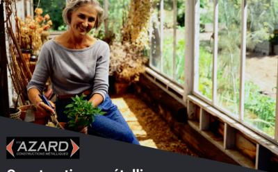 Choisir une serre pour votre jardin