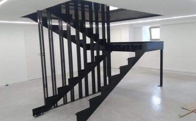 Quels sont les avantages d'un escalier métallique ?