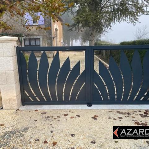 Pourquoi le métal est le matériau idéal pour les portails décoratifs – et plus encore…